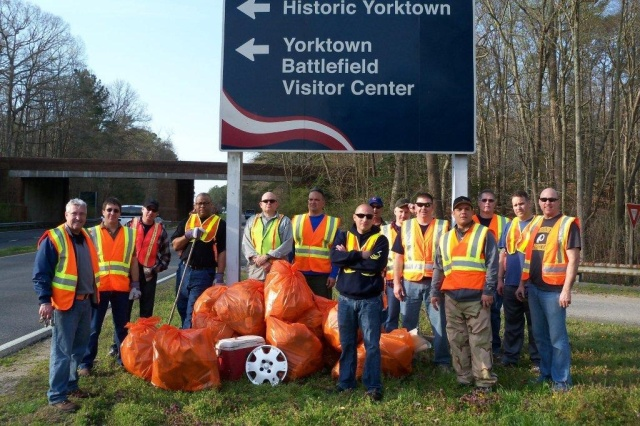 Highway Cleanup 2013